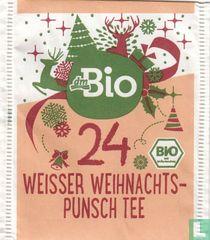 24 Weisser Weihnachts-Punsch Tee