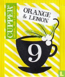9 Orange & Lemon