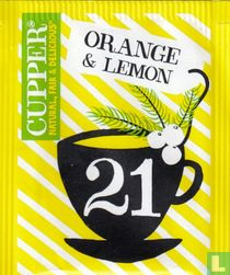 21 Orange & Lemon