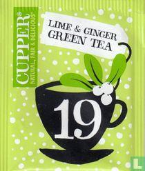 19 Lime & Ginger Green Tea