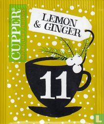 11 Lemon & Ginger