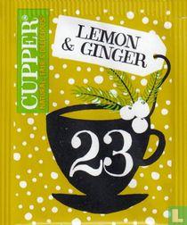 23 Lemon & Ginger