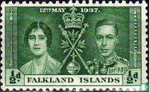 Kroning van George VI