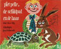 Piet Pelle, de schildpad en de haas