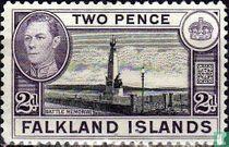 Monument voor de Slag bij de Falklands
