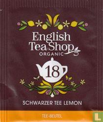 18 Schwarzer Tee Lemon