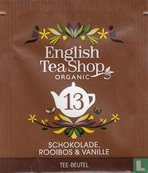13 Schokolade, Rooibos & Vanille