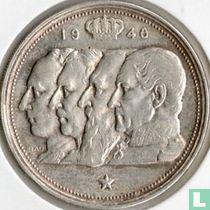 België 100 francs 1948 (NLD - muntslag)