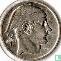 België 50 francs 1951 (FRA)
