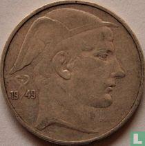 België 20 francs 1949 (FRA - muntslag)