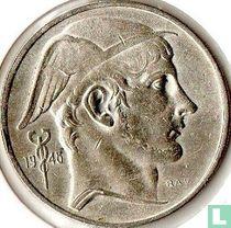 België 50 francs 1948 (FRA)