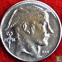 België 20 francs 1950 (NLD)