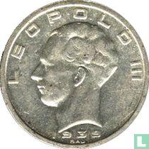 België 50 francs 1939 (FRA/NLD)