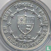 "Andorra 20 diners 1993 ""European Customs Union - St. George"""