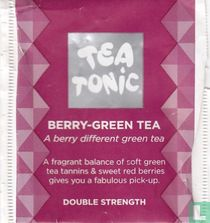 Berry-Green Tea