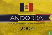 Andorra combinatie set 2004