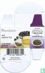 Blackberry Jasmine Oolong Tea