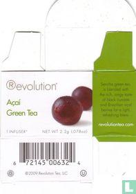 Açai Green Tea