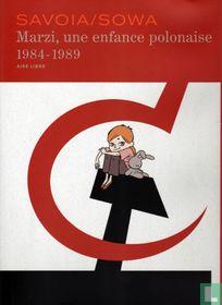 Marzi, une enfance polonaise 1984-1989