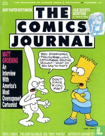 The Comics Journal 141