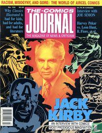 The Comics Journal 134