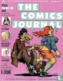 The Comics Journal 143