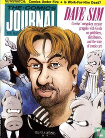 The Comics Journal 130