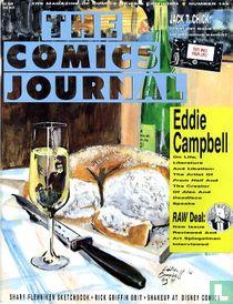 The Comics Journal 145