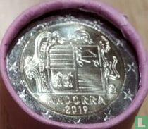 Andorra 2 euro 2019 (roll)