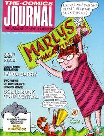 The Comics Journal 132