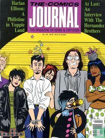 The Comics Journal 126