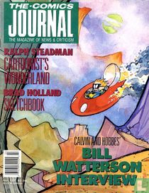 The Comics Journal 127