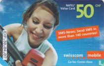SMS-News: Send SMS in more than 140 countries!