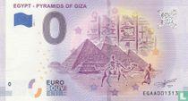 EGAA-1 Egypte - Piramides van Gizeh