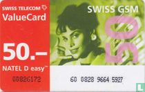 Value Card 50.-