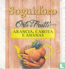 Arancia, Carota E Ananas