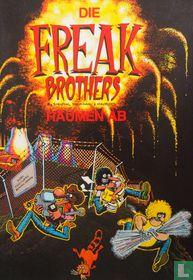 Die Freak Brothers räumen ab