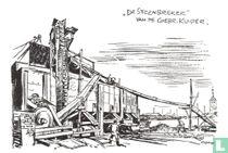 """""""De Steenbreker"""" van de Gebr. Kuiper."""