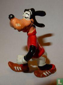 Goofy als snelwandelaar