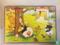 Puzzelbord Disney