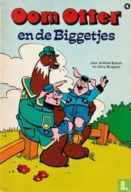Oom Otter en de biggetjes