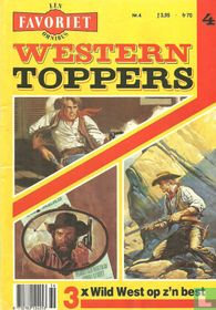 Western Toppers Omnibus 4
