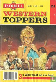 Western Toppers Omnibus 24