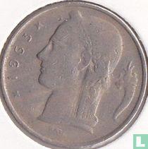 België 5 francs 1963 (NLD)