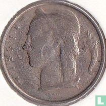 België 5 francs 1961 (FRA)