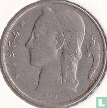 België 5 francs 1964 (FRA)