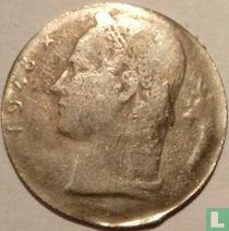 België 5 francs 1948 (NLD - misslag)
