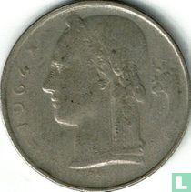 België 5 francs 1964 (NLD)