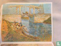 4 prenten Monet Claude