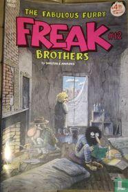 Freak Brothers 12